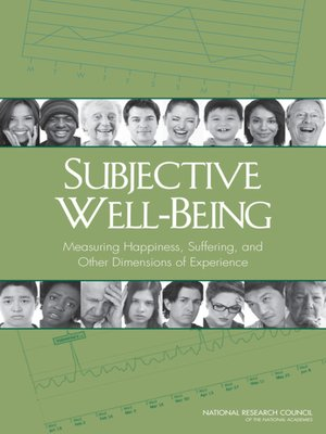 cover image of Subjective Well-Being