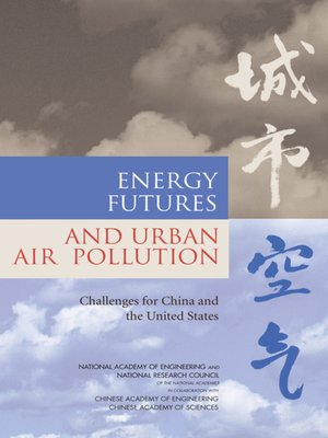 cover image of Energy Futures and Urban Air Pollution