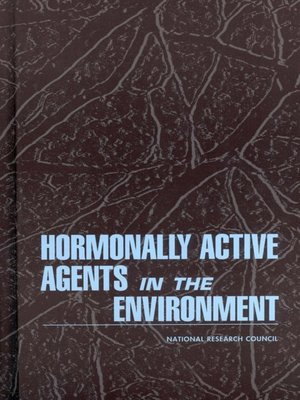 cover image of Hormonally Active Agents in the Environment