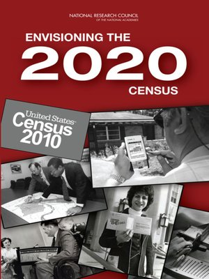 cover image of Envisioning the 2020 Census