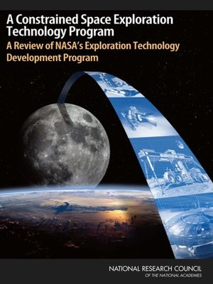 cover image of A Constrained Space Exploration Technology Program