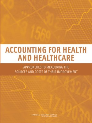 cover image of Accounting for Health and Health Care