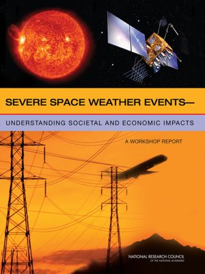 cover image of Severe Space Weather Events