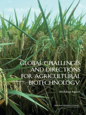 cover image of Global Challenges and Directions for Agricultural Biotechnology