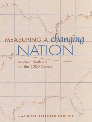 cover image of Measuring a Changing Nation