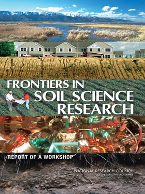 cover image of Frontiers in Soil Science Research