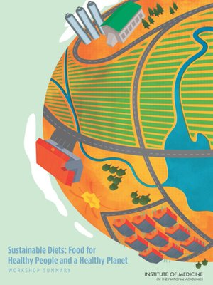 cover image of Sustainable Diets