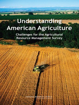 cover image of Understanding American Agriculture