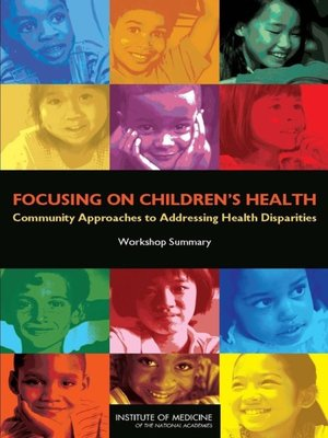 cover image of Focusing on Children's Health