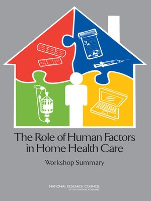 cover image of The Role of Human Factors in Home Health Care