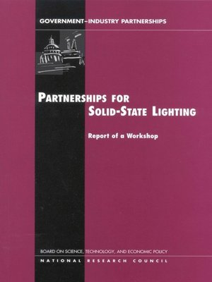 cover image of Partnership for Solid-State Lighting