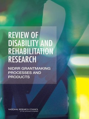 cover image of Review of Disability and Rehabilitation Research