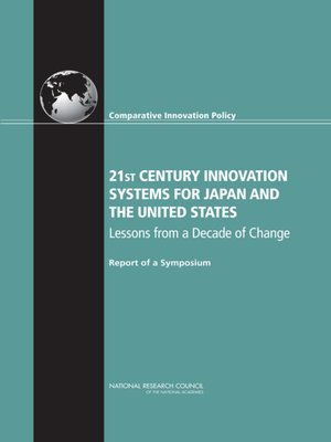 cover image of 21st Century Innovation Systems for Japan and the United States