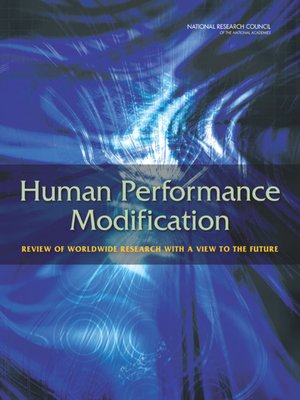 cover image of Human Performance Modification