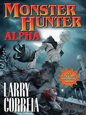 cover image of Monster Hunter Alpha