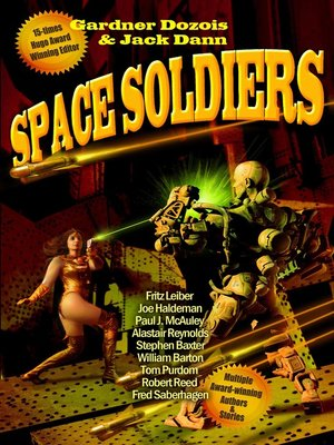 cover image of Space Soldiers