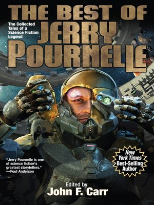 cover image of The Best of Jerry Pournelle