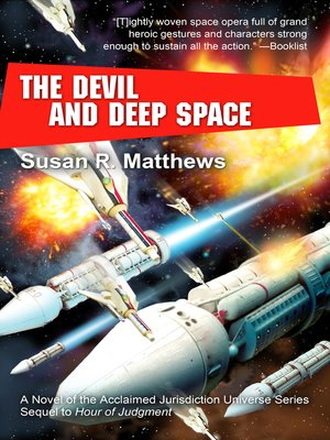 cover image of The Devil and Deep Space