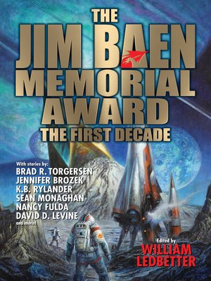 cover image of The Jim Baen Memorial Award: The First Decade
