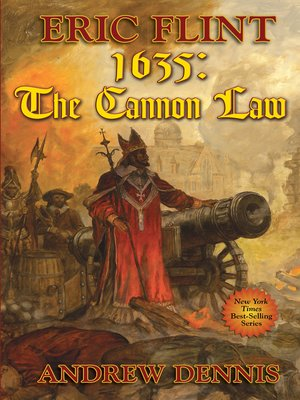 cover image of 1635: The Cannon Law