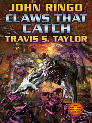 cover image of Claws That Catch