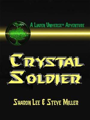 cover image of Crystal Soldier