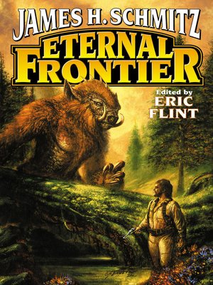 cover image of Eternal Frontier