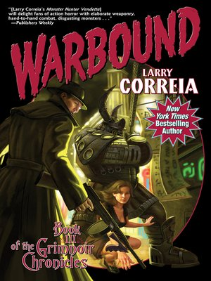 cover image of Warbound