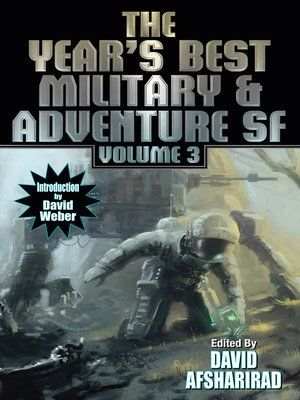 cover image of The Year's Best Military and Adventure SF, Volume 3