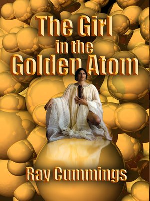 cover image of The Girl in the Golden Atom