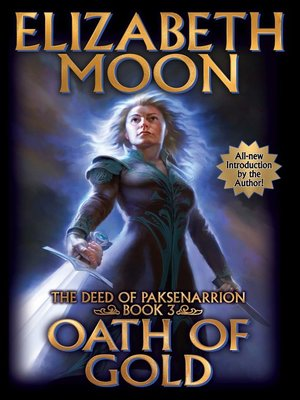 cover image of Oath of Gold