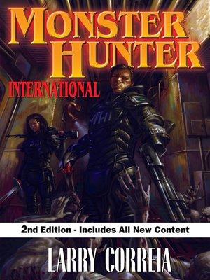 cover image of Monster Hunter International