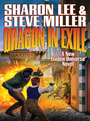 cover image of Dragon in Exile