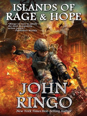 cover image of Islands of Rage and Hope