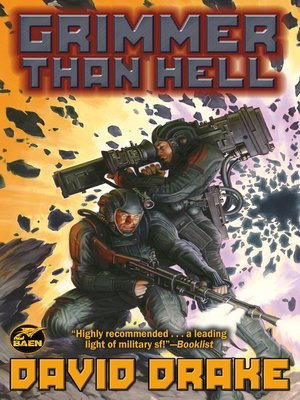 cover image of Grimmer Than Hell