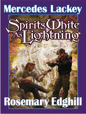 cover image of Spirits White as Lightning