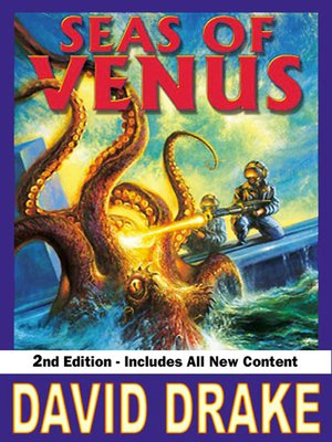 cover image of Seas of Venus