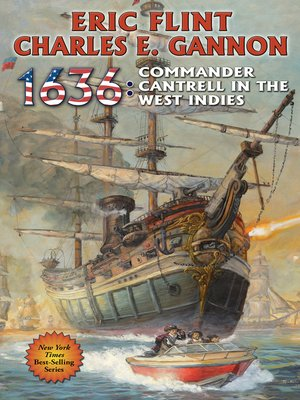 cover image of 1636: Commander Cantrell in the West Indies