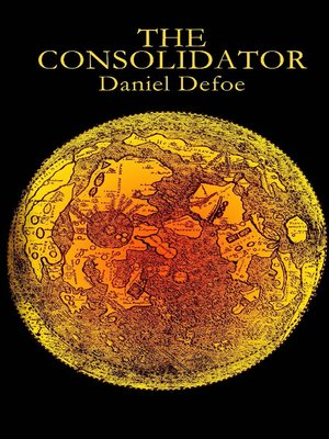 cover image of The Consolidator