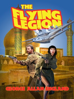 cover image of The Flying Legion