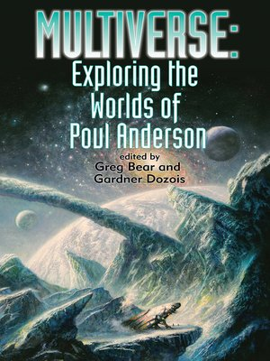 cover image of Multiverse: Exploring the Worlds of Poul Anderson
