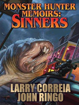 cover image of Monster Hunter Memoirs: Sinners