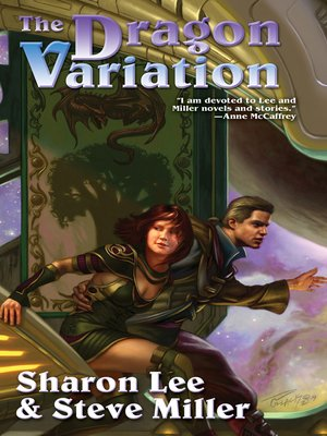 cover image of The Dragon Variation