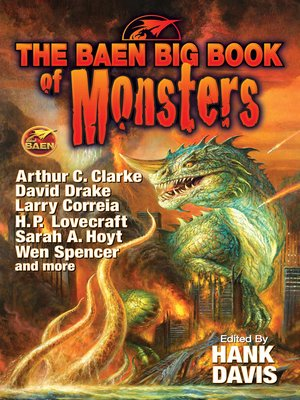 cover image of The Baen Big Book of Monsters