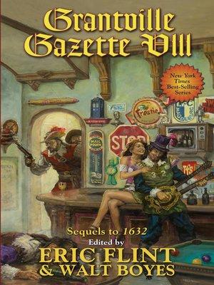 cover image of Grantville Gazette, Volume VIII