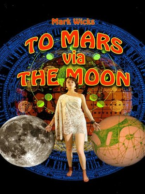cover image of To Mars via the Moon