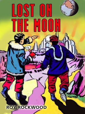 cover image of Lost on the Moon