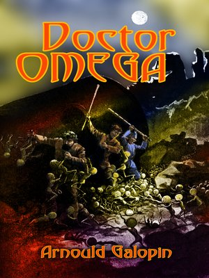 cover image of Doctor Omega