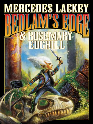 cover image of Bedlam's Edge