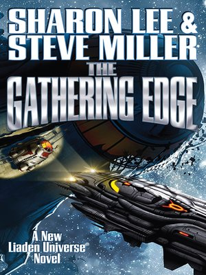 cover image of The Gathering Edge